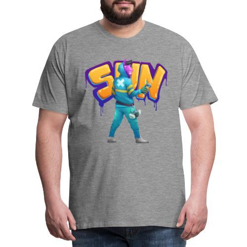 Suntted Graffeur - T-shirt Premium Homme