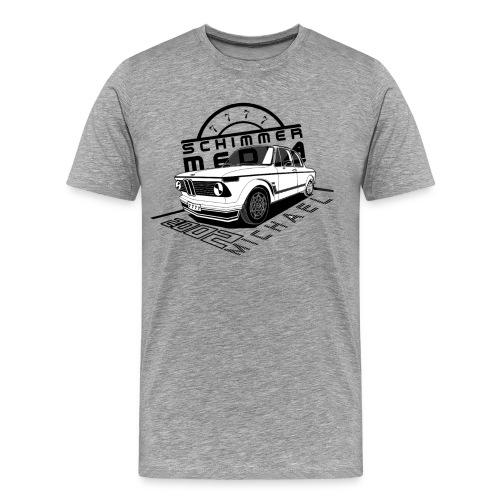02 daddy - Männer Premium T-Shirt