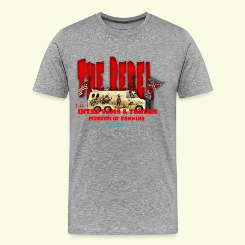 tröja museum - Men's Premium T-Shirt