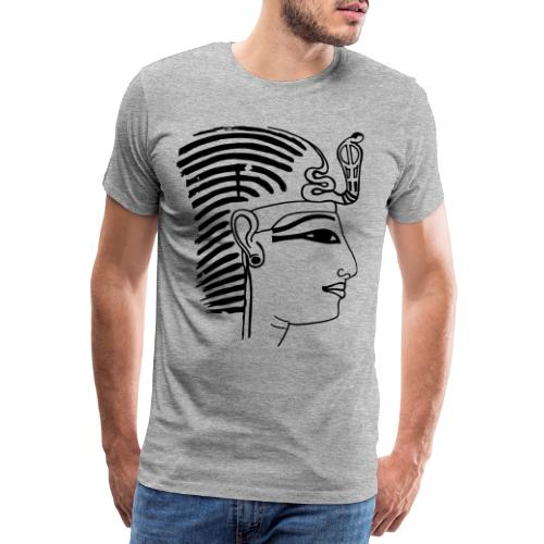 Pharao SethosI Ägypten - Männer Premium T-Shirt