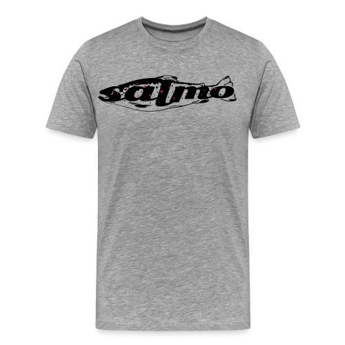 Salmo (salmophil) - Männer Premium T-Shirt