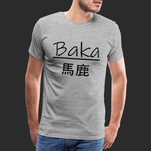 Baka - Männer Premium T-Shirt