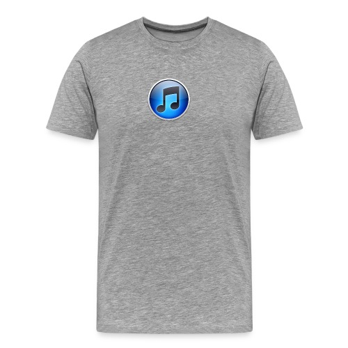 logo itunes 2 - T-shirt Premium Homme