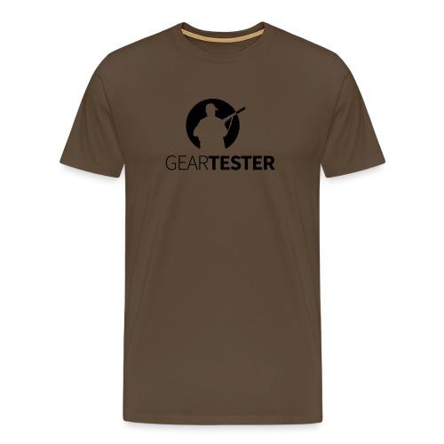 IconSchwarz - Männer Premium T-Shirt