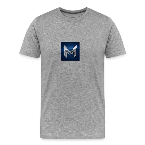 mowmerch - Premium T-skjorte for menn