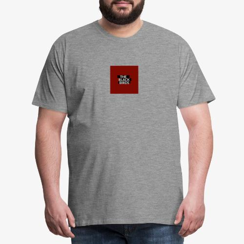 The Black Birds - Camiseta premium hombre