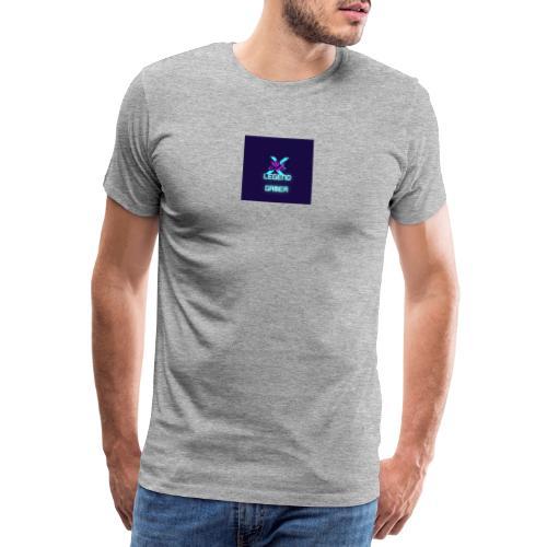 legend gamer - Herre premium T-shirt