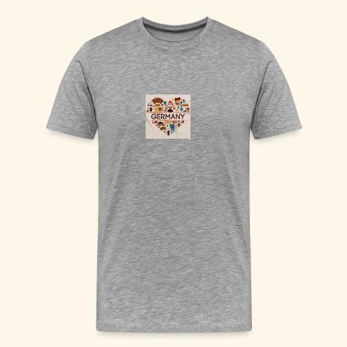 Deutschland - T-shirt Premium Homme