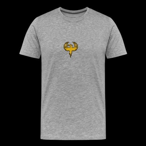 PhnxBaum Logo - Männer Premium T-Shirt