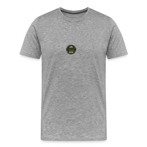 logo - Premium-T-shirt herr