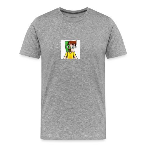 Creeperstyl - Männer Premium T-Shirt