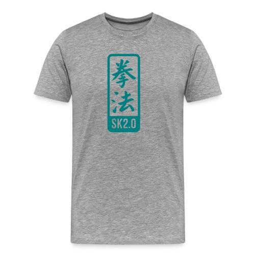 sk2-0-label-14 - Mannen Premium T-shirt