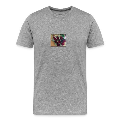 Buso gris - Camiseta premium hombre