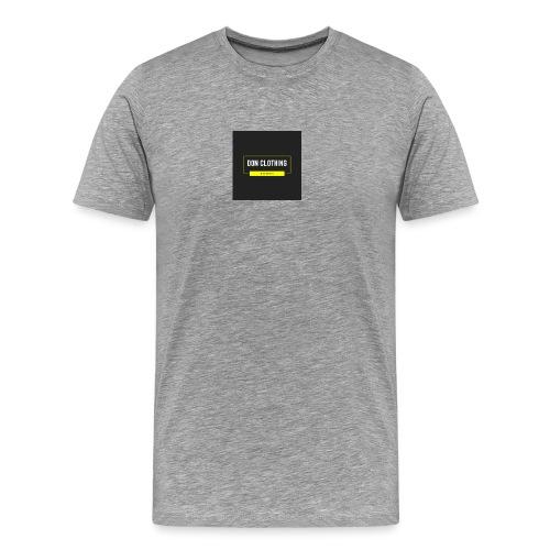 Don kläder - Premium-T-shirt herr