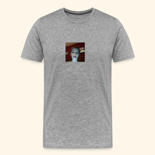 jag på t_shirth - Premium-T-shirt herr