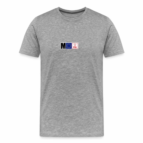MUE PSD - Men's Premium T-Shirt