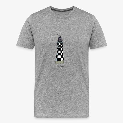 perdrix Ile-tudy - T-shirt Premium Homme