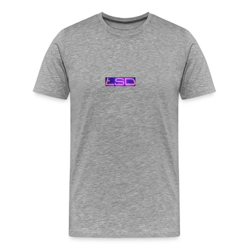 LSD Love Sex Dreams - Männer Premium T-Shirt