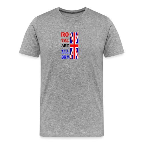 column - Men's Premium T-Shirt