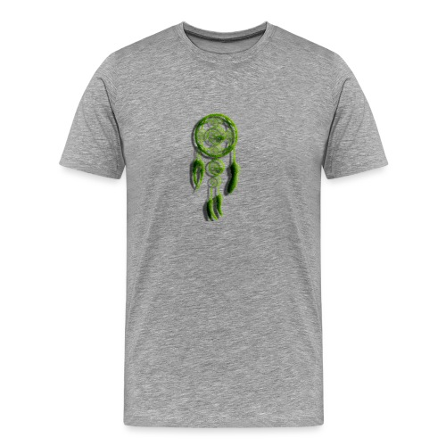SCACCIA_SOGNI_ERBA-png - Maglietta Premium da uomo
