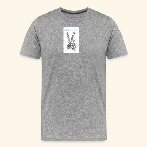 PAMM 1 - T-shirt Premium Homme