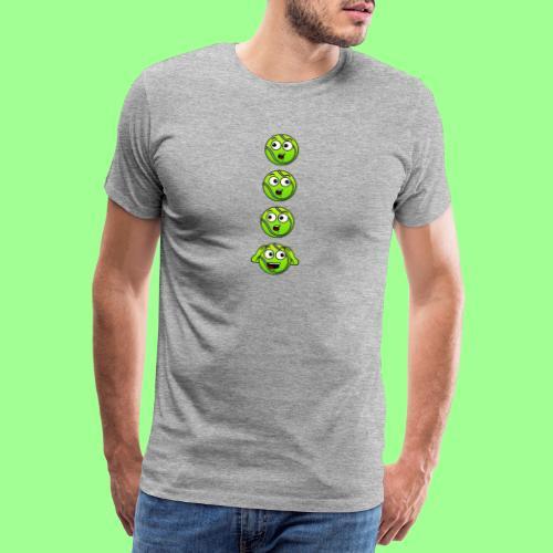 ZA KAŻDYM RAZEM - Koszulka męska Premium