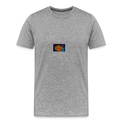 SUPER AGF PIC - Men's Premium T-Shirt