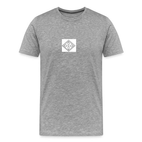 4 triangulo - Camiseta premium hombre