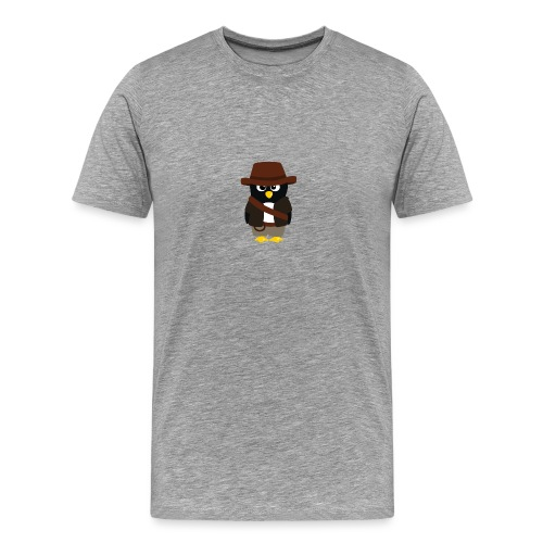 Pingouin Indiana - T-shirt Premium Homme