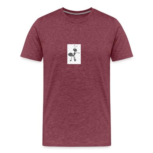 YouTube merche 2018 - Mannen Premium T-shirt