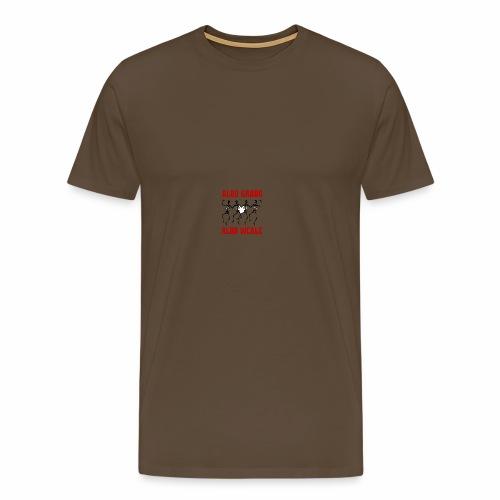 446 5574 przod editor - Koszulka męska Premium