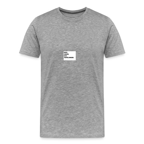 Teufelsdreier - Männer Premium T-Shirt