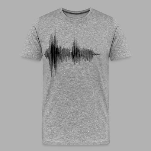TDIMAGES ONDA VOCALE London - Maglietta Premium da uomo