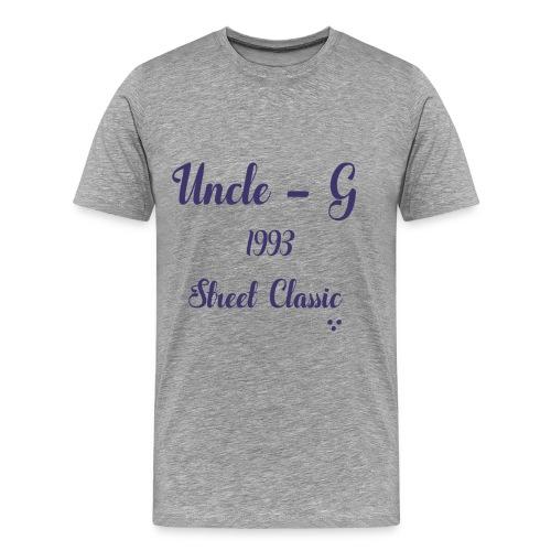 Uncle G - Männer Premium T-Shirt