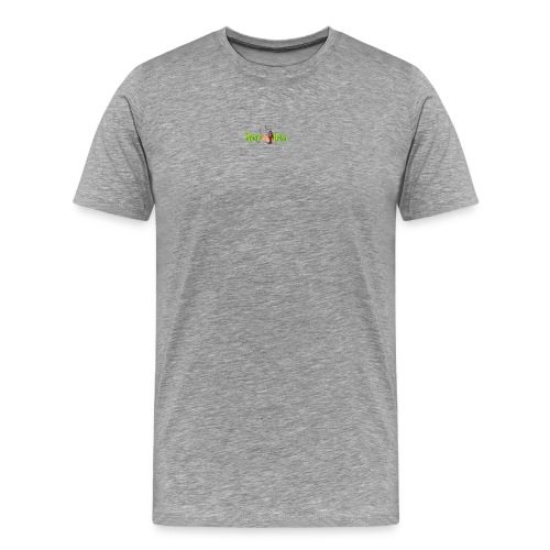 TheTrippyHippyFinalLogo CompressedResized - Men's Premium T-Shirt