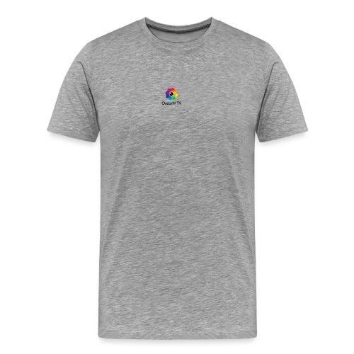 Real logo - Men's Premium T-Shirt