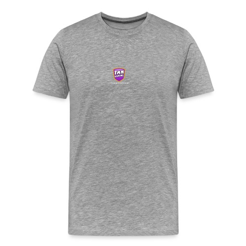 TMM small logo - Premium-T-shirt herr