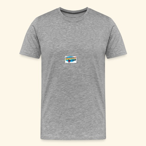 chuckle cheese - Men's Premium T-Shirt