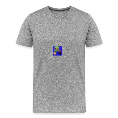 SkyGames - Mannen Premium T-shirt