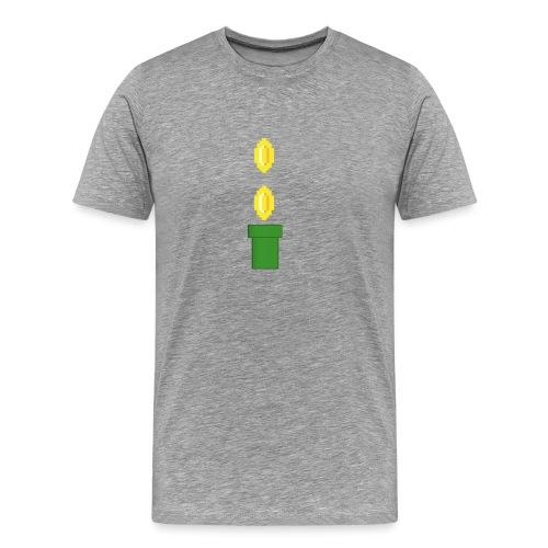 Pipeline Coin - Camiseta premium hombre