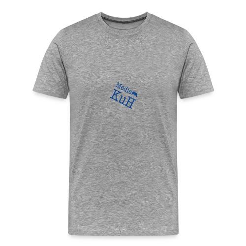 KuH-Beutel Hipster inside - Männer Premium T-Shirt