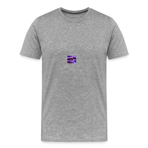 629a09e4fe7528f1caab1e77afdeb4f6 vc logo type log - Premium-T-shirt herr