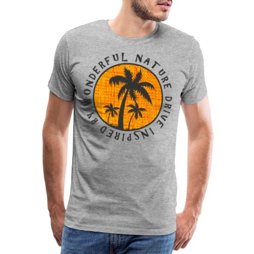 Wonder Nature - Men's Premium T-Shirt