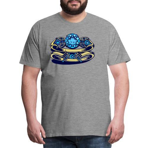 ring joya - Camiseta premium hombre