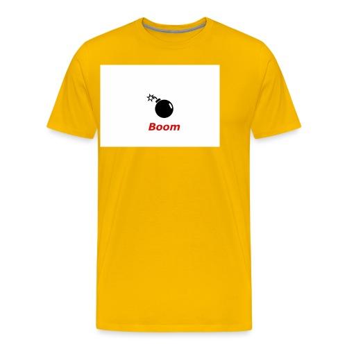Bomba - Koszulka męska Premium