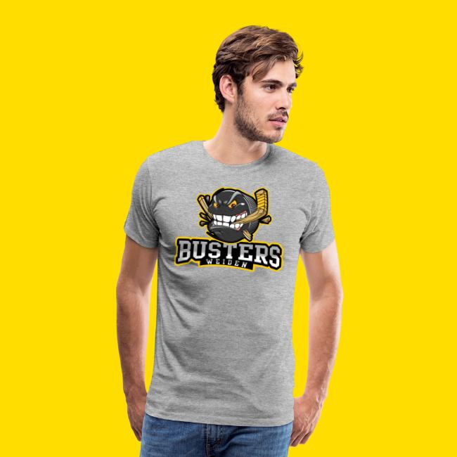 Busters Fun Shirt - ANGRY PUCK
