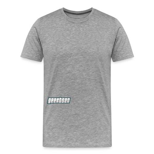 GeertsenPNG png - Premium T-skjorte for menn