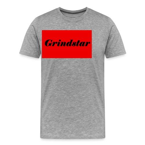 Grindstar - Men's Premium T-Shirt