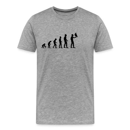 Evolution Falkner - Männer Premium T-Shirt