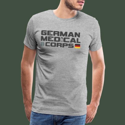 Germany Medical Corps - Männer Premium T-Shirt